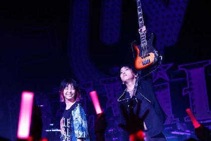LiSA札幌公演でシド・明希と共演、武道館&城ホール含むアジアツアーも発表