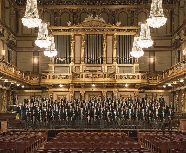 日本でも絶大な人気を誇るウィーン・フィルハーモニー管弦楽団 (C)Loisl Lammerhuber