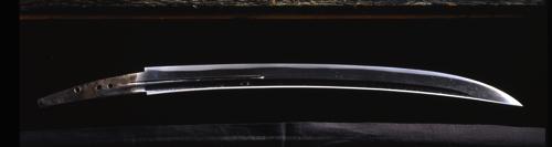 国宝「菱作打刀(刀身)」(外装:南北朝時代、刀身:平安時代) 春日大社所蔵