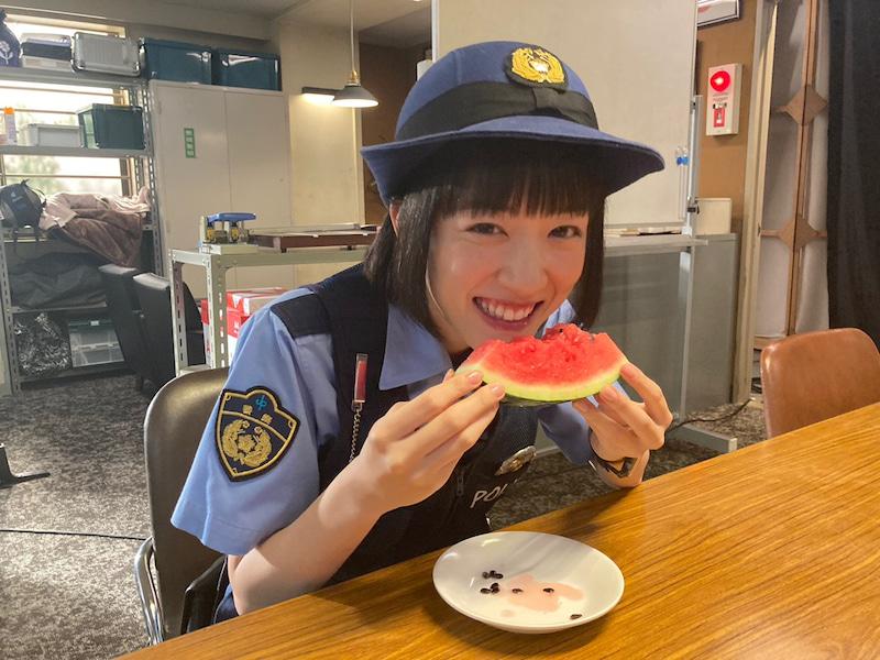 ドラマ『ハコヅメ~たたかう!交番女子~』アメーバオフィシャルブログより