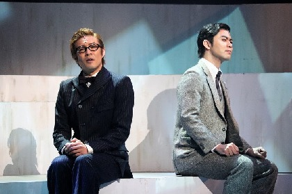 ミュージカル『イヴ・サンローラン』開幕! 「モードの帝王」を描く日本発のミュージカルが誕生