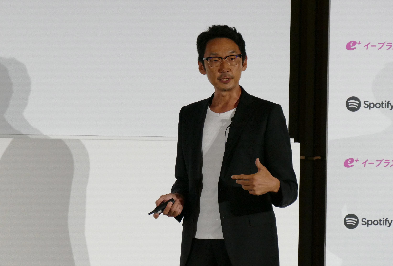 株式会社イープラス常務執行役員 松田勝一郎氏
