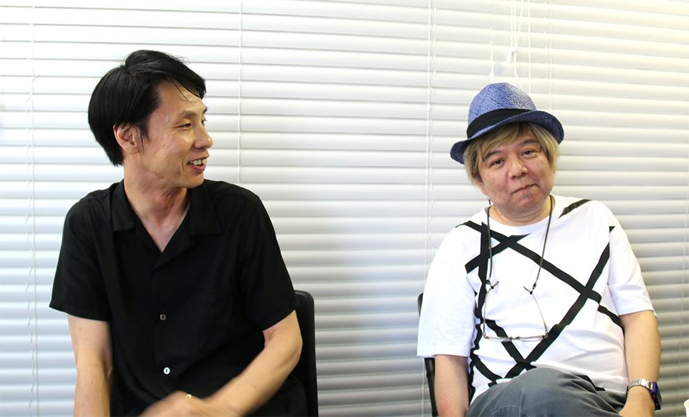 大倉孝二、ケラリーノ・サンドロヴィッチ