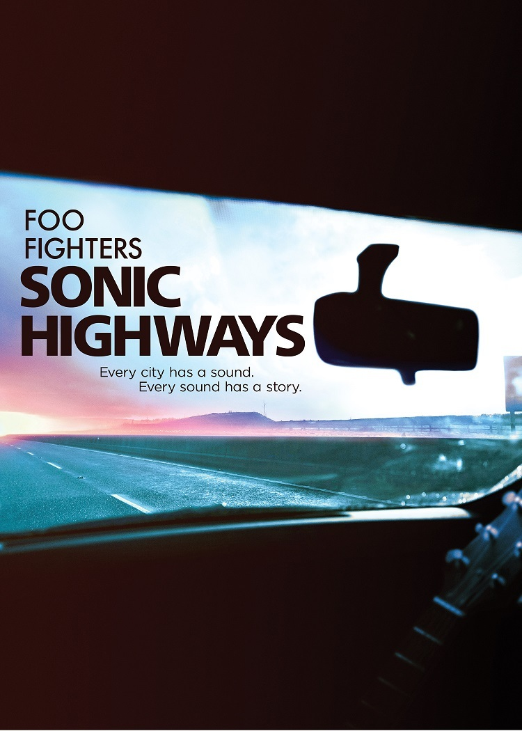 『SONIC HIGHWAYS』DVD