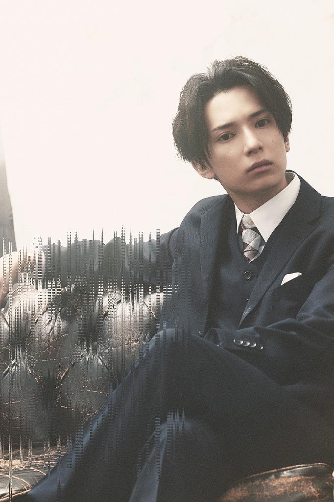 マット・シニア役:糸川耀士郎  (C)『ミュージカルINTERVIEW』製作委員会