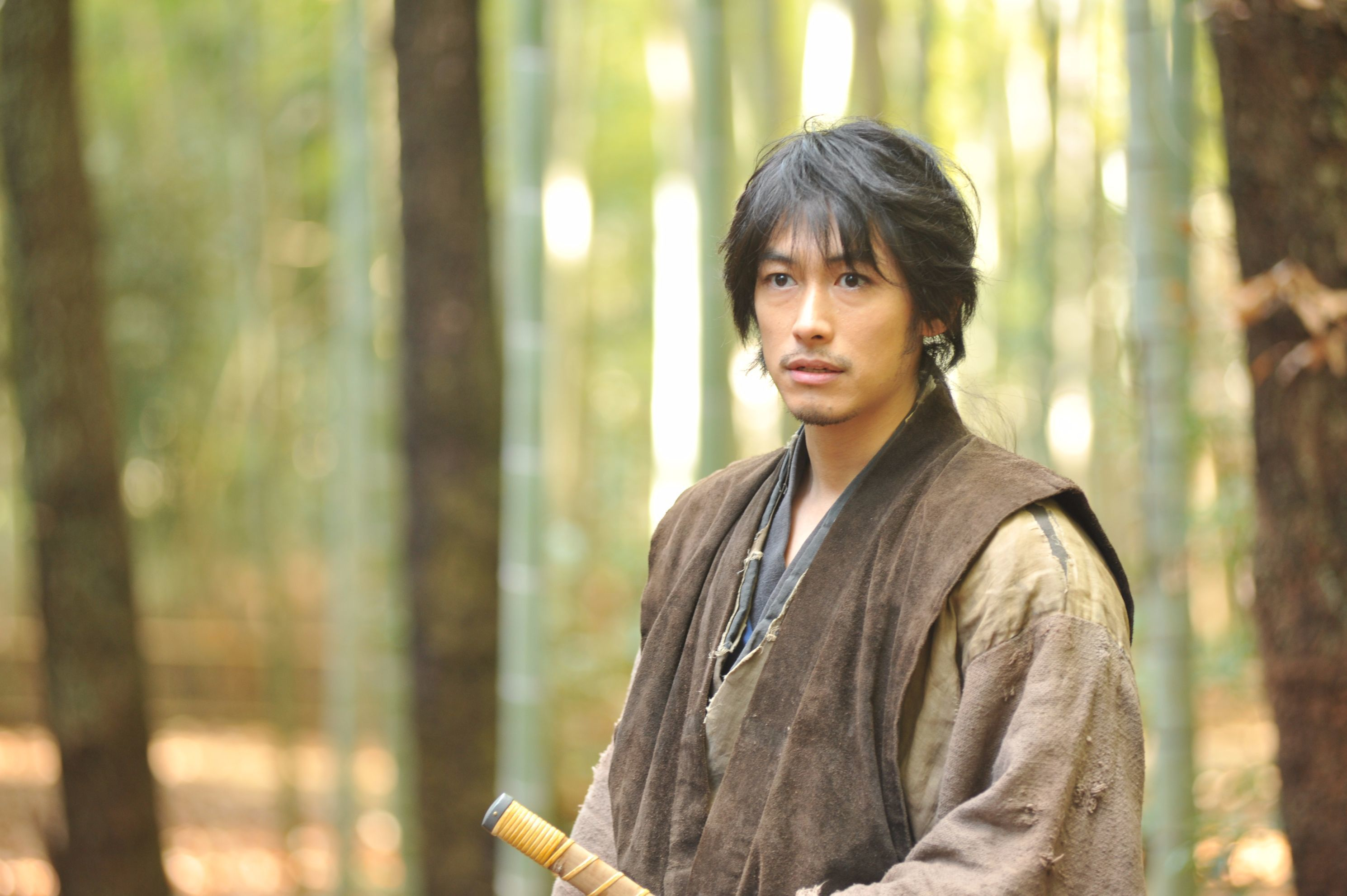 『NINJA THE MONSTER』 ディーン・フジオカ (C)2015 松竹