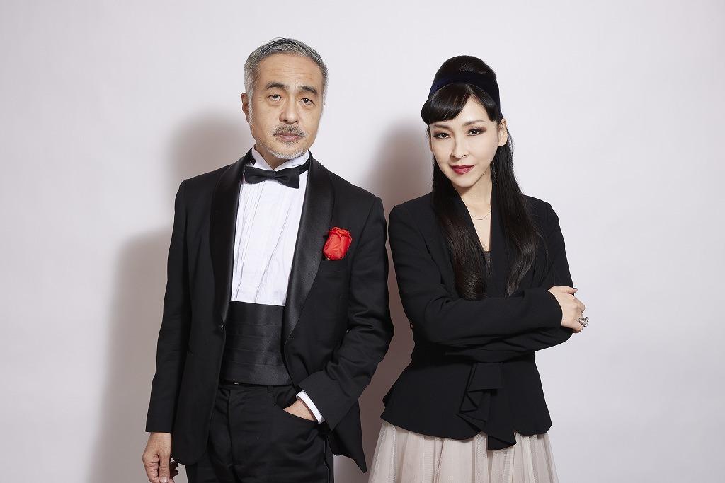(左から)松尾スズキ、麻生久美子