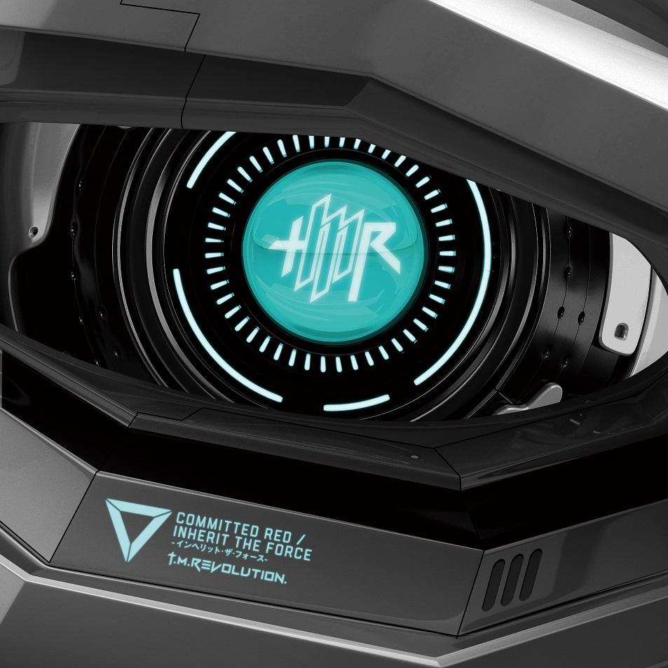 T.M.Revolution「Inherit the Force -インヘリット・ザ・フォース-」初回生産限定盤