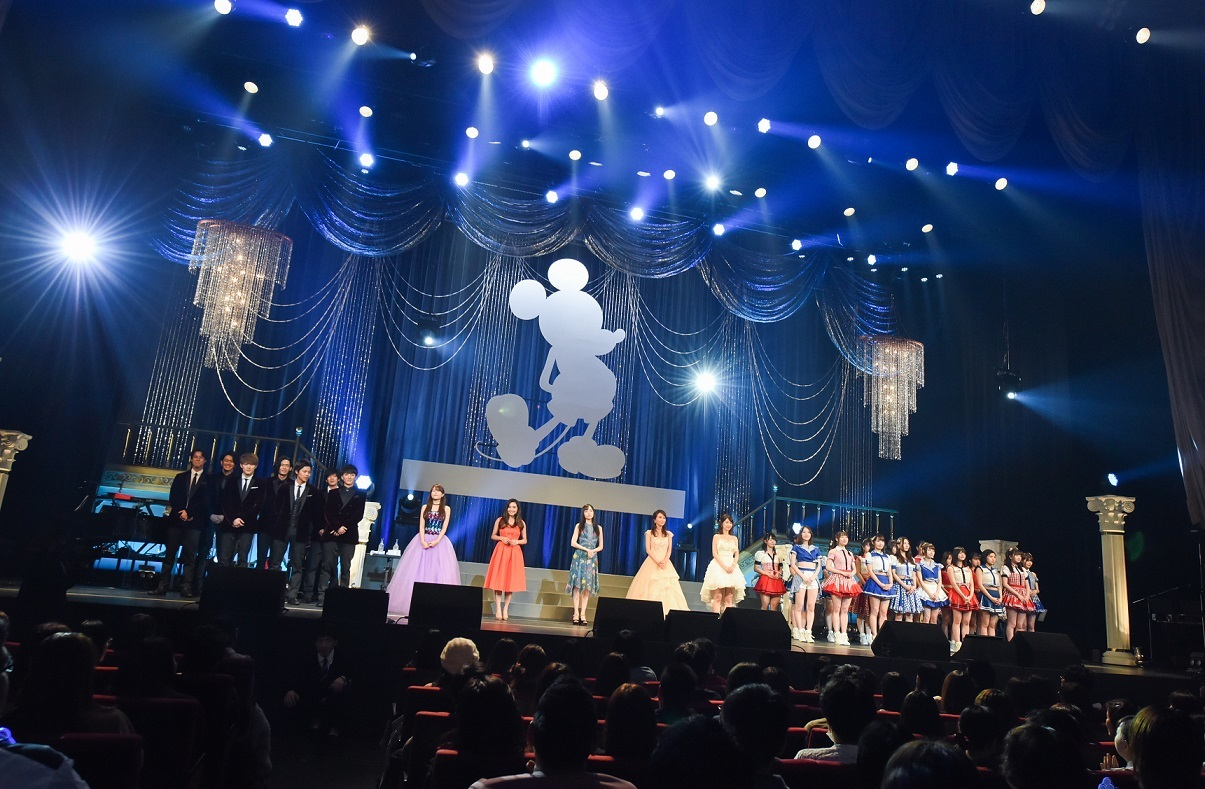 『Thank You Disney Live 2018』
