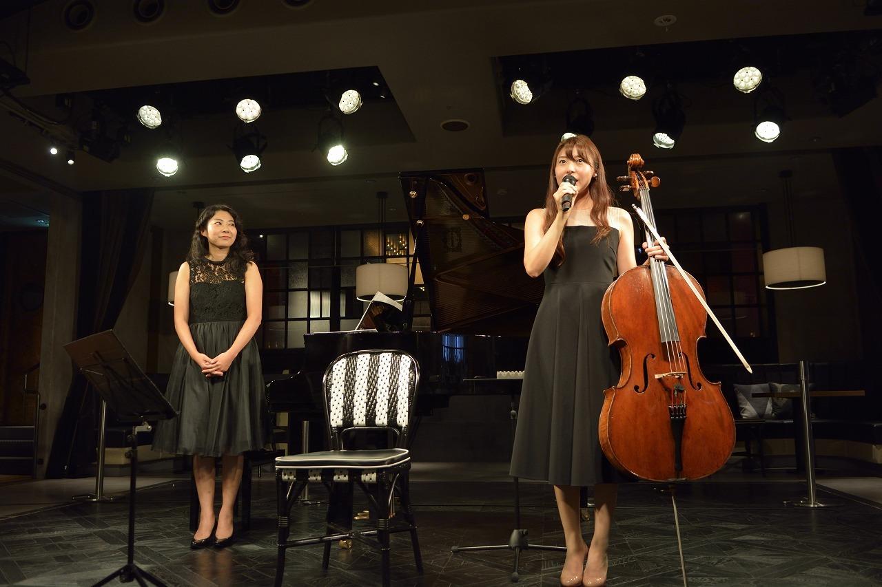 (左から)櫻井さやか、新倉瞳 撮影=荒川 潤