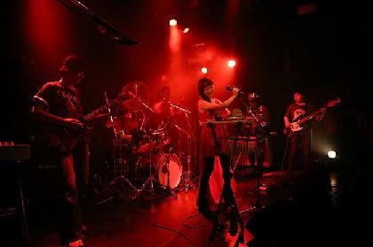 名曲「紅葉狩」を初の完全演奏! 金属恵比須が開催した「猟奇爛漫FEST vol.2」をレポ
