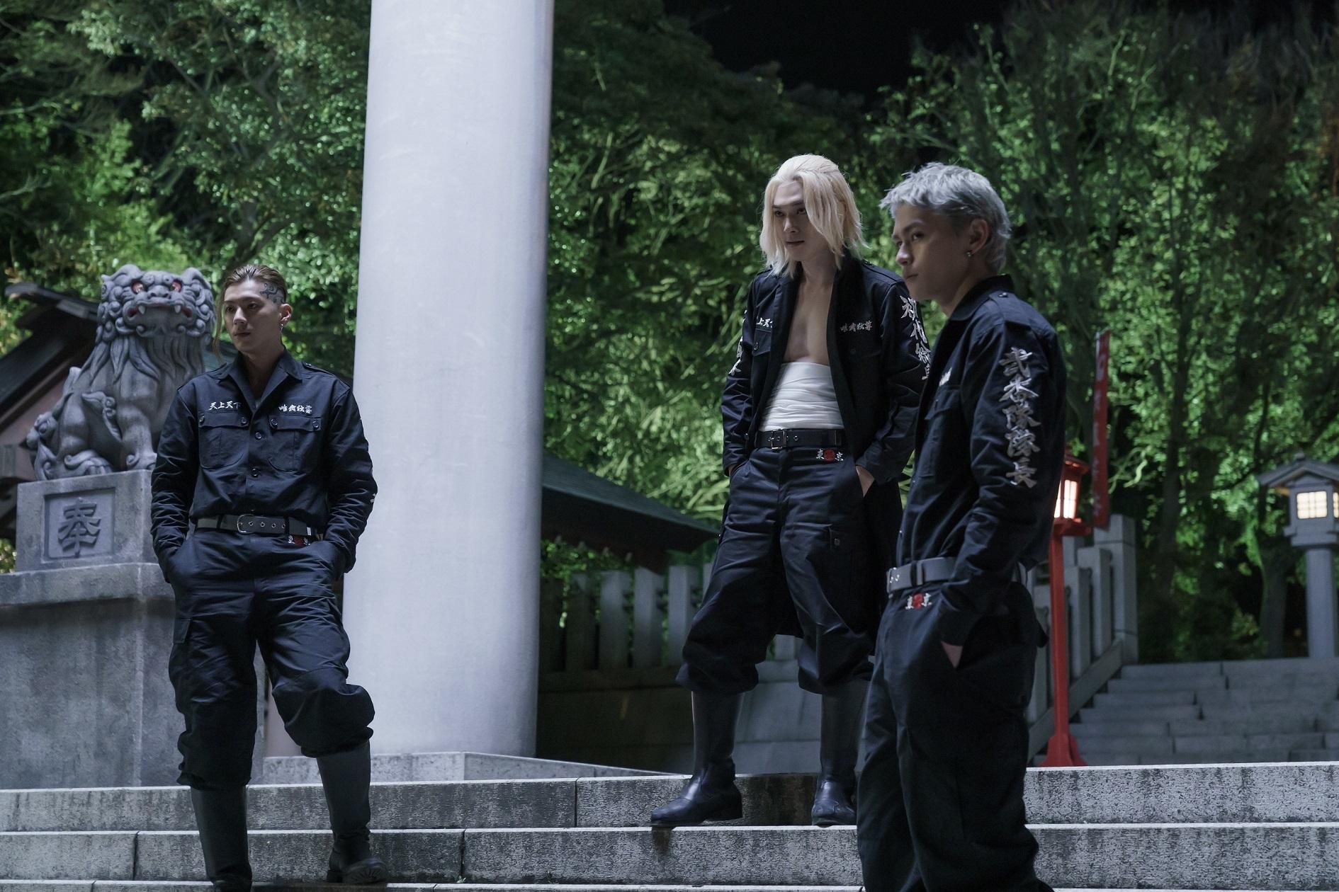 (C)和久井健/講談社 (C)2020 映画「東京リベンジャーズ」製作委員会