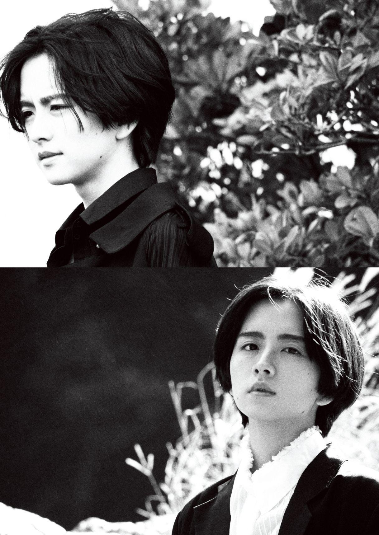 『Rihito18』写真集収録カット(三浦貴大撮影) (C)SDP