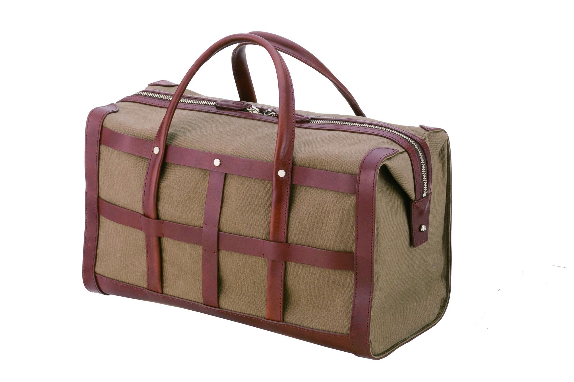 ATM80 1泊2日の旅を演出する大人の男のボストンバッグ。ATMはAtamiから。かつて熱海の新婚旅行に持って行ったような鞄と言う意味。