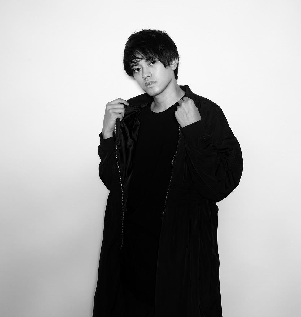 公演ビジュアル 前田隆太朗