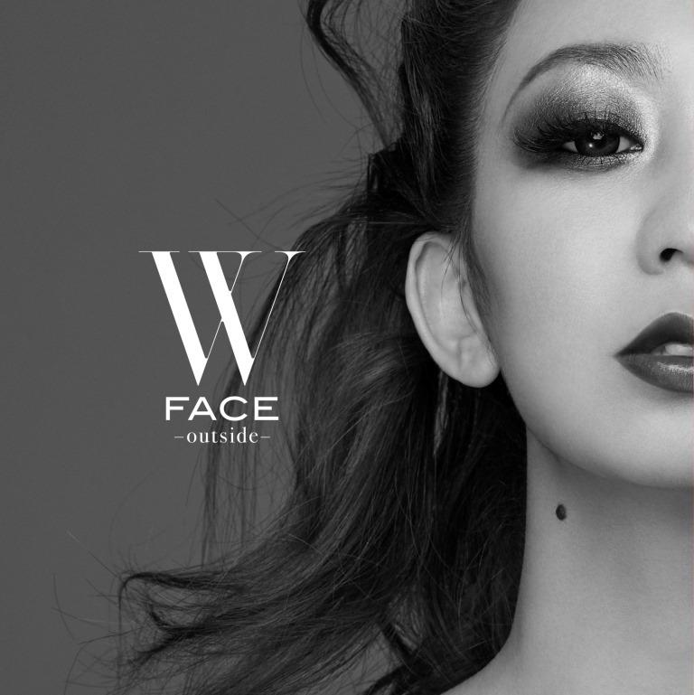 倖田來未『W FACE~outside~』