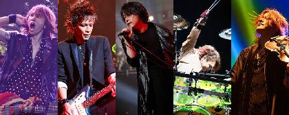 LUNA SEAが新しいモンスターになった夜 5.29 日本武道館ライブレポート