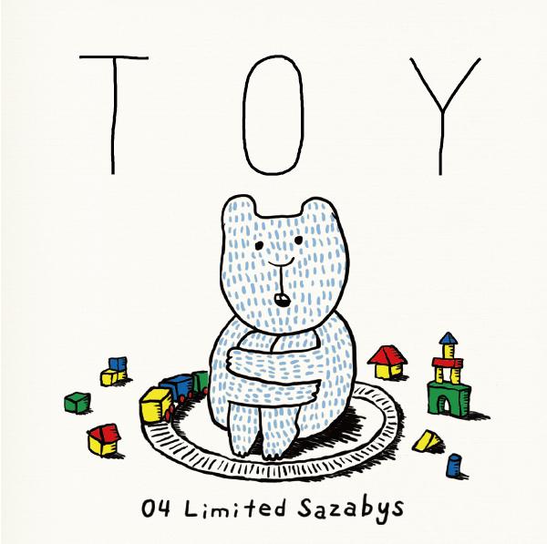 04 Limited sazabys/シングル「TOY」初回盤