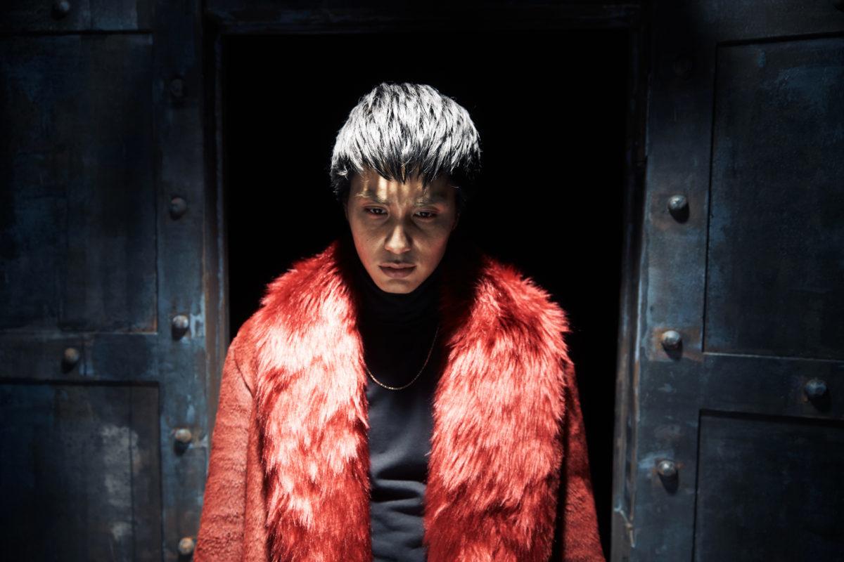 DOUBTリーダー・林 蘭丸を演じた中村蒼 (C)2017「HiGH&LOW」