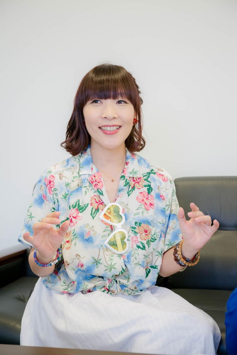 atsuko 撮影:大塚正明