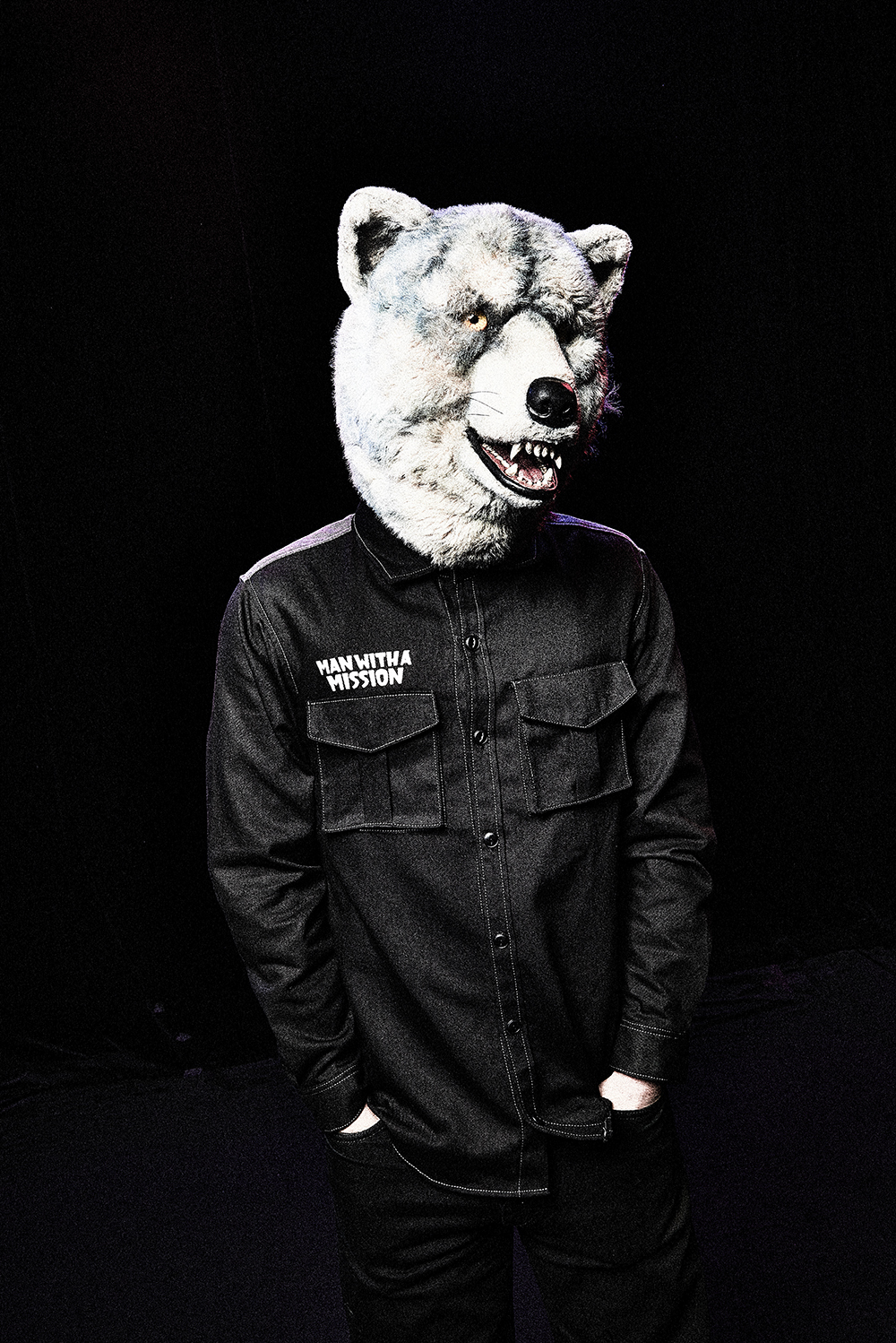 MAN WITH A MISSION・KAMIKAZE BOY