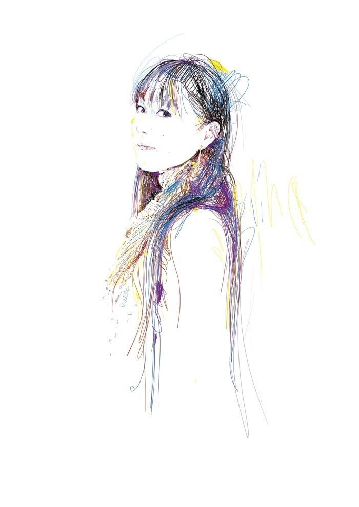 L'illustration de Antoinette Fleur
