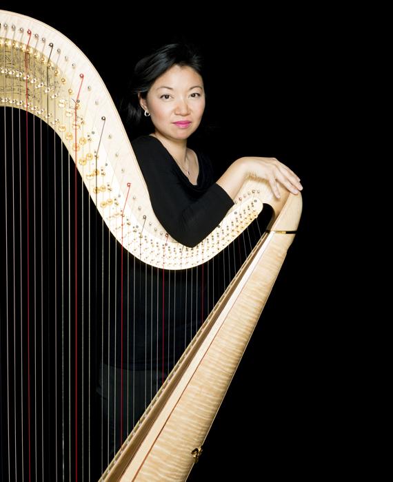 Jessica Zhou  (Photo by Marco Borggreve)