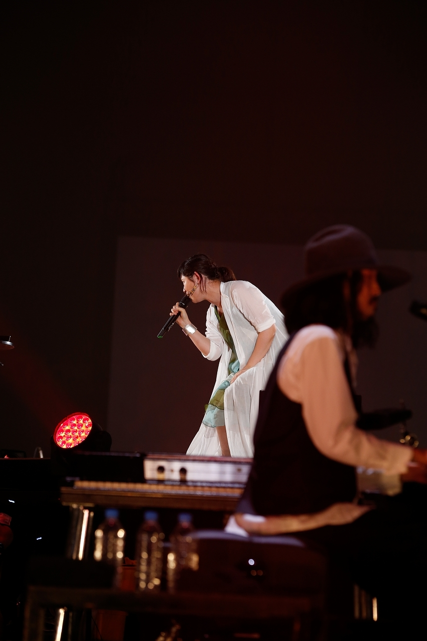 絢香『J-WAVE LIVE SUMMER JAM 2016』8月21日