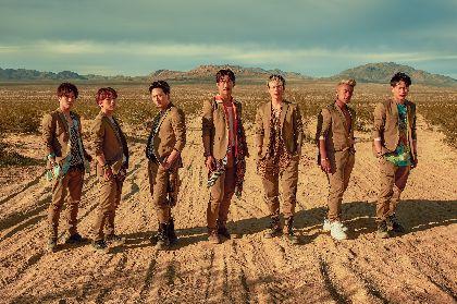"""三代目 J SOUL BROTHERSがロサンゼルスで""""ドライブダンス""""を披露 新曲「Movin' on」ミュージックビデオを公開"""