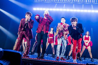 BIGBANG、入隊前最後のツアーが開幕 海外アーティスト史上初の5年連続ドームツアー