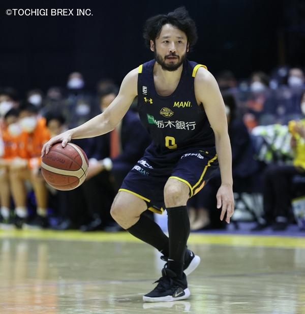 B.LEAGUEのスタープレーヤーとして活躍し続ける田臥選手