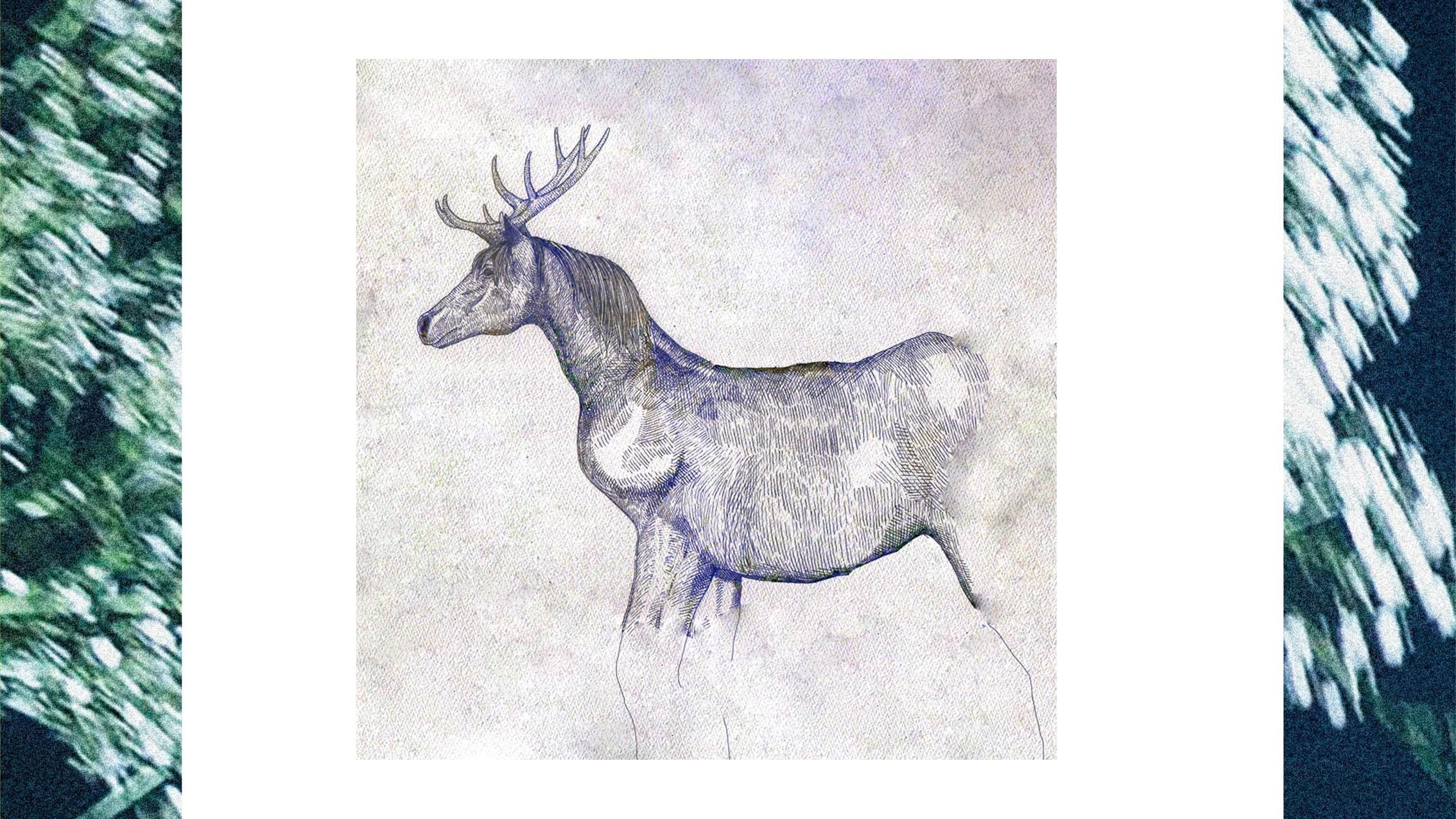 米津 玄 師 新曲 馬 と 鹿