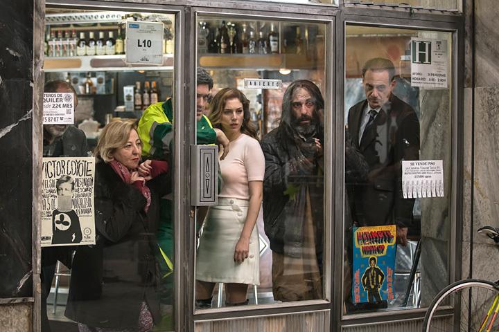 ©2016 EL BAR PRODUCCIONES AIE - POKEEPSIE FILMS - NADIE ES PERFECTO