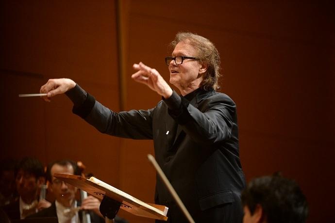音楽監督:オーギュスタン・デュメイ (C)HIKAWA