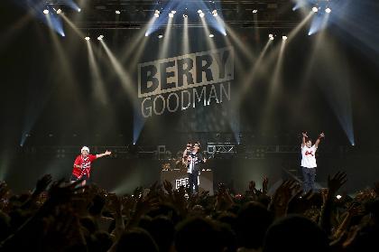 ベリーグッドマン、地元・大阪より全国ツアーをスタート Rover「Zeppは僕たち憧れの場所」