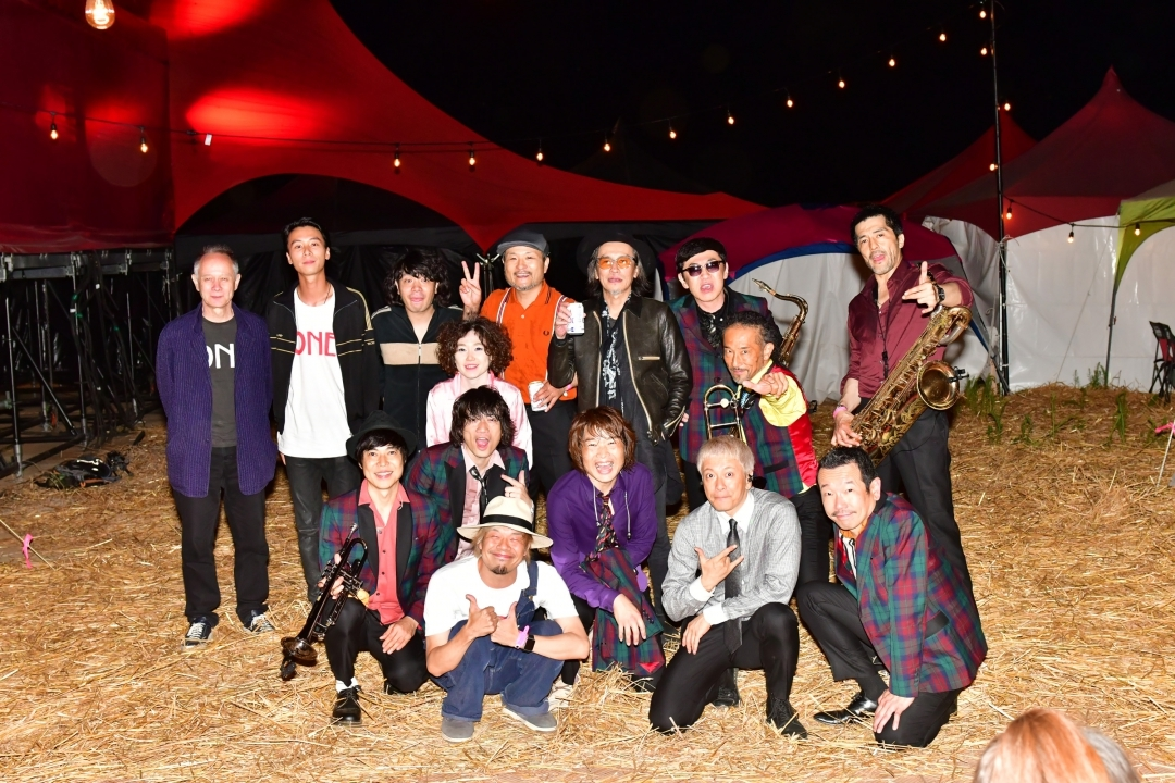 FRIDAY NIGHT SESSION〜SKA IS THE PARADISE〜 (C)RISING SUN ROCK FESTIVAL 撮影:小川舞