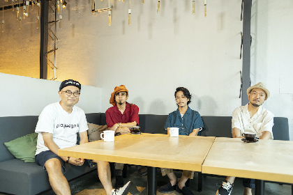 大阪のラジオ局・FM802によるYouTube対談プログラム『Life Tips』配信開始、初回ゲストは韻シスト