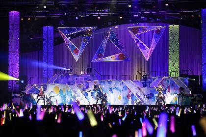 """ニューアルバム全曲披露!TrySail Live Tour 2019 """"The TrySail Odyssey""""初日!会場からライブレポ"""