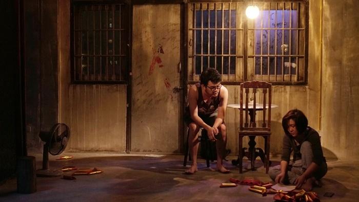 ウィチャヤ・アータマート/For What Theatre『父の歌(5月の3日間)』 Photo by Wichaya Artamat