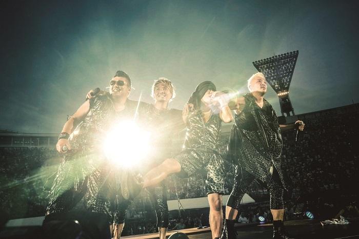 10周年記念横浜スタジアム伝説LIVEより(2013年)