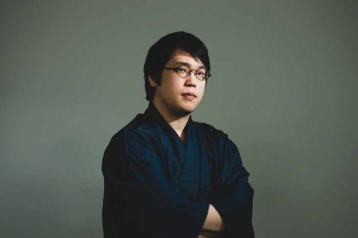 東野良平  (撮影:塚田史香)