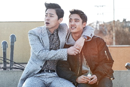 "EXO・D.O.×チョ・ジョンソク共演の""ブロコメディ"" 映画『兄貴(原題)』が『あの日、兄貴が灯した光』として日本公開へ"