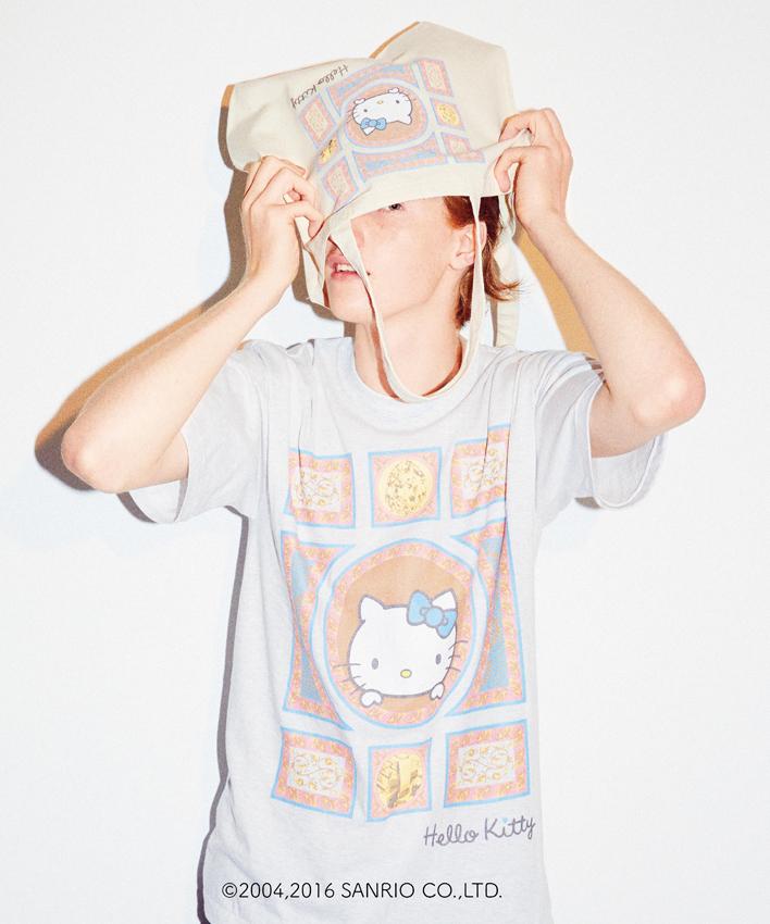 PLASTICTOKYO Tシャツ 8,640円 トートバック 4,860円