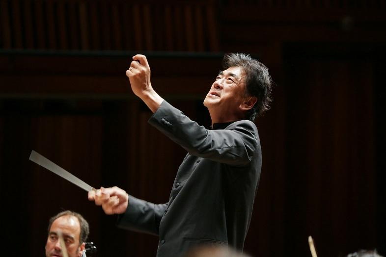 日本を代表する指揮者  佐渡裕  (C)Takashi Iijima