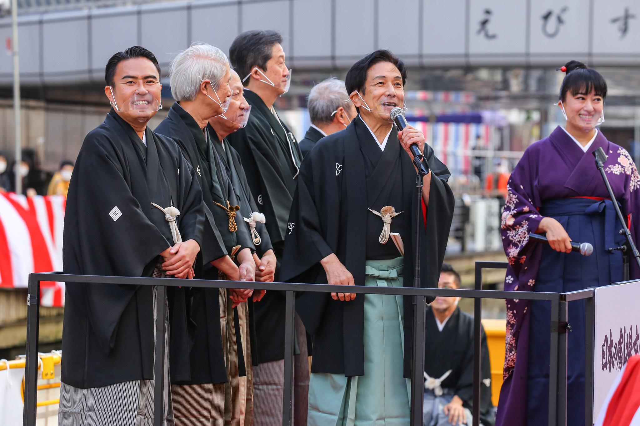 『日本の劇場文化 復活祈願祭』