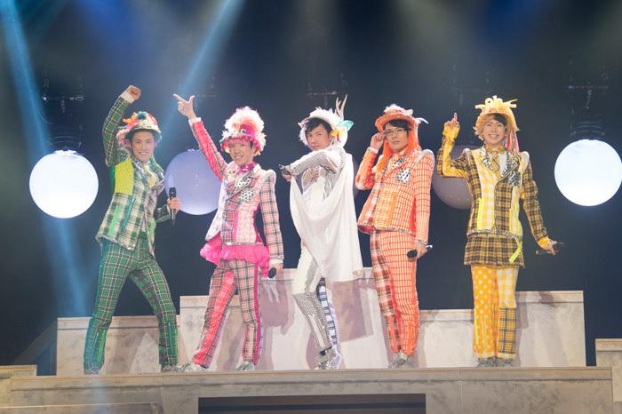 『CHaCK-UP―Episode.0―』ゲネプロより(撮影:平田貴章 )
