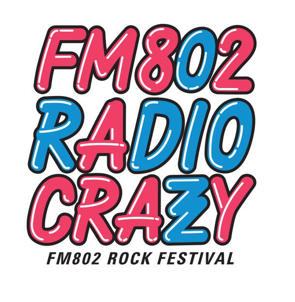 「FM802 RADIO CRAZY」
