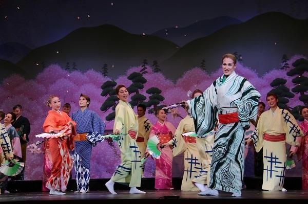 第1部「春爛漫桐生祝祭」のゲネプロ模様