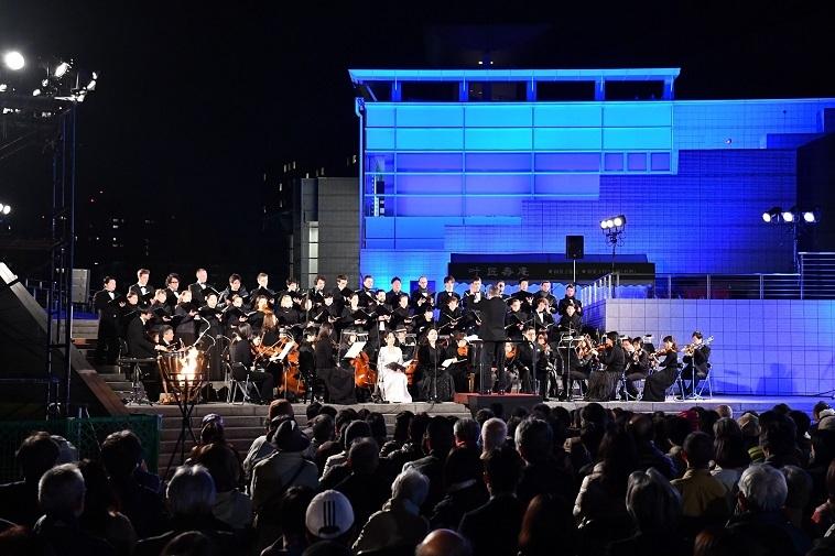 「近江の春びわ湖クラシック音楽祭2019」かがり火コンサート モーツァルト「レクイエム」(2019.4.28)