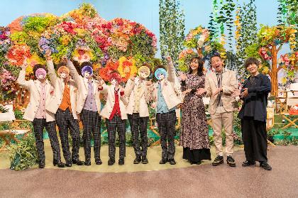 すとぷり、NHK Eテレ『沼にハマってきいてみた』で動画撮影の裏側やスタジオライブを披露 すとぷりにハマった声優・岡本信彦も登場
